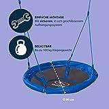 Hudora 72126/01 – Nestschaukel, 90cm - 2