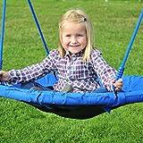 Hudora 72126/01 – Nestschaukel, 90cm - 5