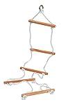 Eichhorn 100004504 – Outdoor Strickleiter aus Holz – TÜV/GS geprüft – Länge: 170cm - 7