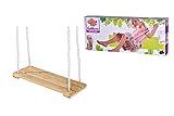 Eichhorn 100004503 – Outdoor, Holz- Brettschaukel, höhenverstellbar 140-210 cm, bis 60 kg - 11