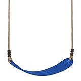 WICKEY elastischer Schaukelsitz Blau