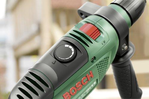 Bosch DIY Schlagbohrmaschine PSB 750 RCE, Tiefenanschlag, Zusatzhandgriff, Koffer (750 Watt, max. Bohr-Ø: Holz: 30 mm, Beton: 14 mm) - 3