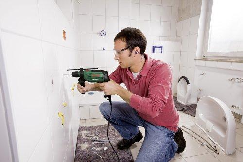 Bosch DIY Schlagbohrmaschine PSB 750 RCE, Tiefenanschlag, Zusatzhandgriff, Koffer (750 Watt, max. Bohr-Ø: Holz: 30 mm, Beton: 14 mm) - 4