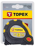 Topex Stahlrollbandmaß 10 m x 32 mm, Magnet, 27C340 - 2