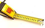 Topex Stahlrollbandmaß 10 m x 32 mm, Magnet, 27C340 - 4