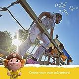 Spielhaus WICKEY FreeFlyer Spielturm - 5