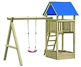 Gartenpirat Schnäppchen Kinderspielhaus günstig