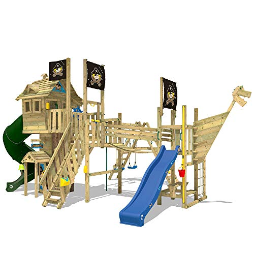 Spielturm WICKEY NeverLand Gold
