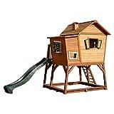 Axi Spielhaus Max Stelzenhaus mit Rutsche - 3