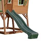Axi Spielhaus Max Stelzenhaus mit Rutsche - 4