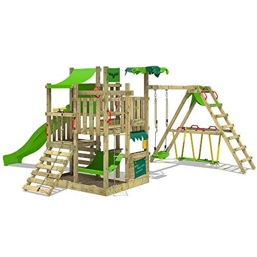 Fatmoose Spielturm BananaBeach Stelzenhaus