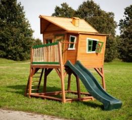 Axi Max Kinder Spielhaus mit Rutsche