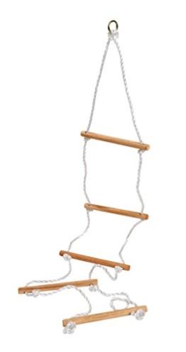 Eichhorn 100004504 - Outdoor Strickleiter aus Holz - TÜV/GS geprüft - Länge: 170cm - 1