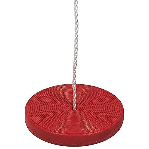 Happy People 73225 – Affenschaukel mit Kunststoffteller ca. 30 cm, belastbar bis 60 kg - 1