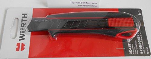 Würth Cuttermesser inkl. 3 Abbrechklingen - 2