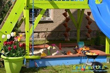 Bauanleitung Spielhaus